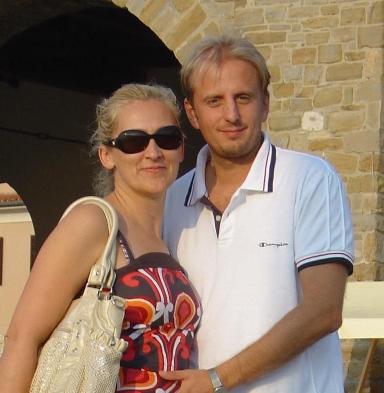 Vanja in Dušan Vidič